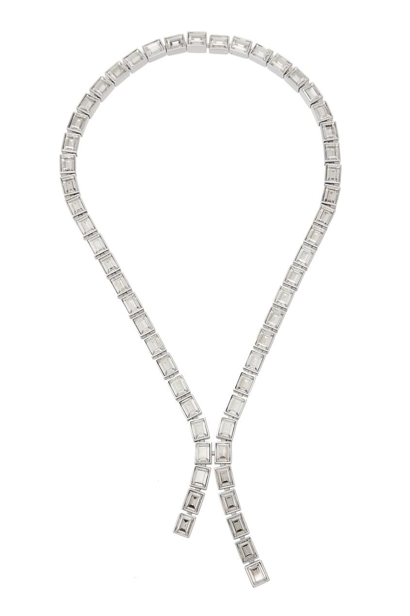 Ожерелье-галстук из коллекции Fluid от Atelier Swarovski