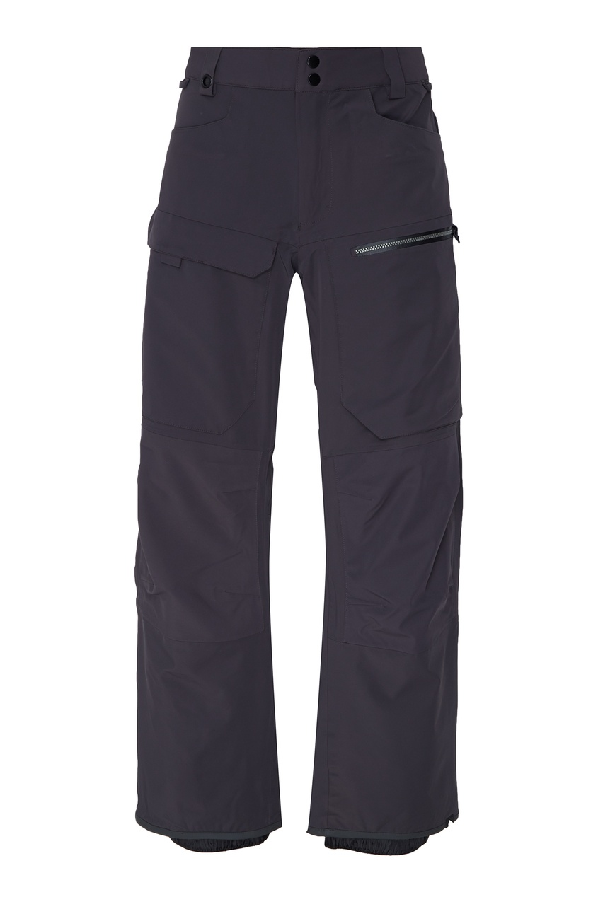 Купить Серые сноубордические штаны TR Stretch от Quiksilver серого цвета