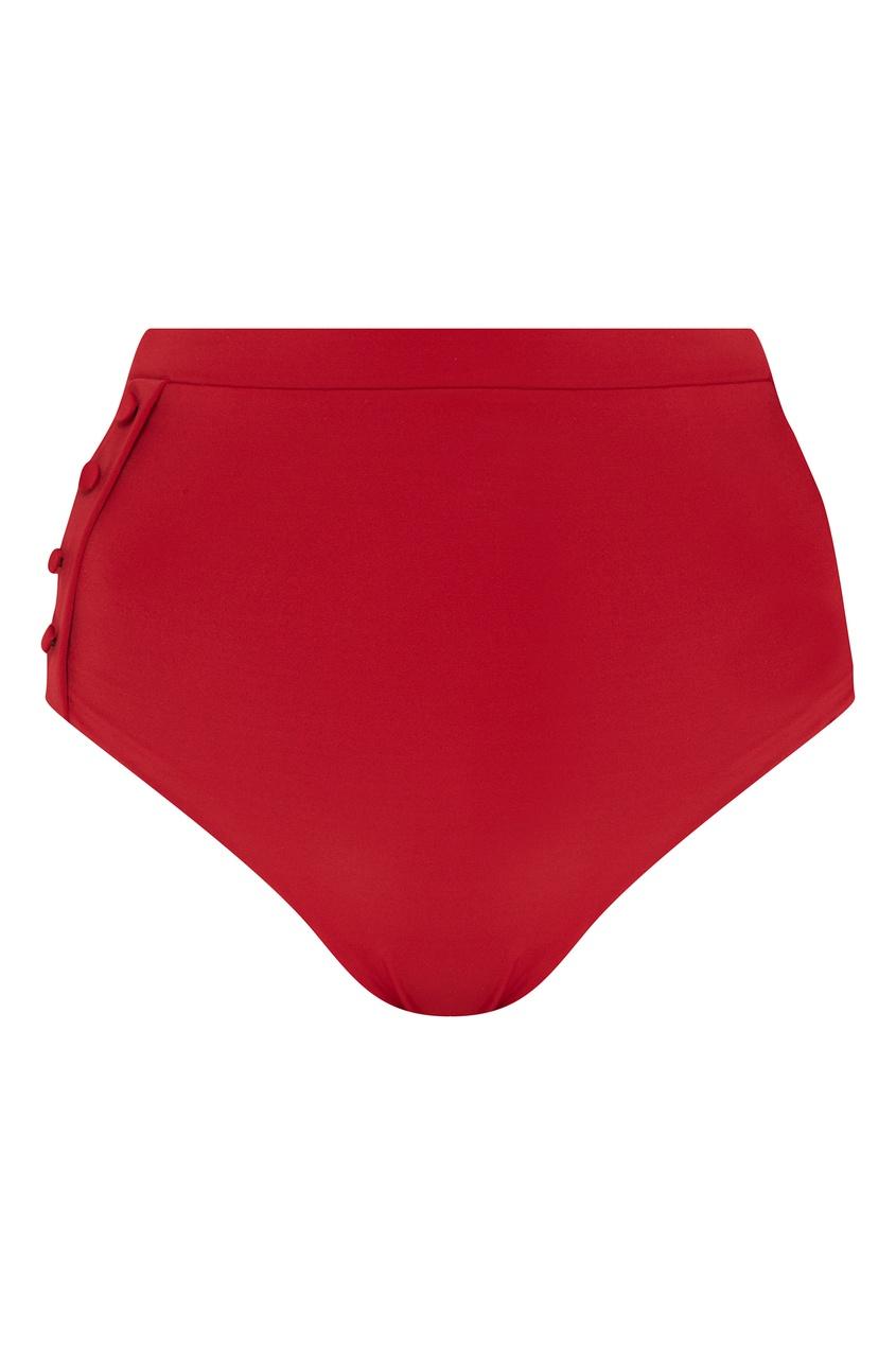 женские плавки russian essentials, красные