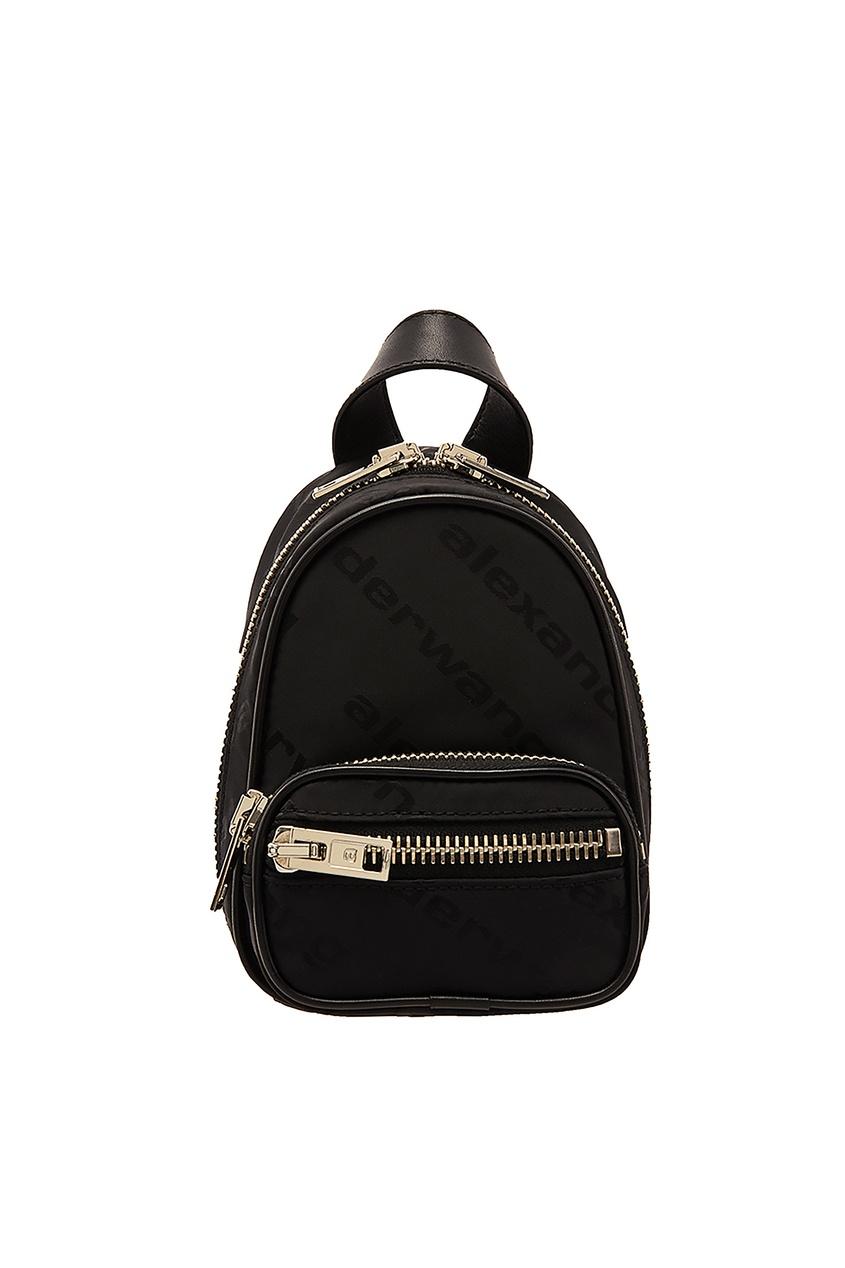 женский рюкзак alexanderwang.t, черный