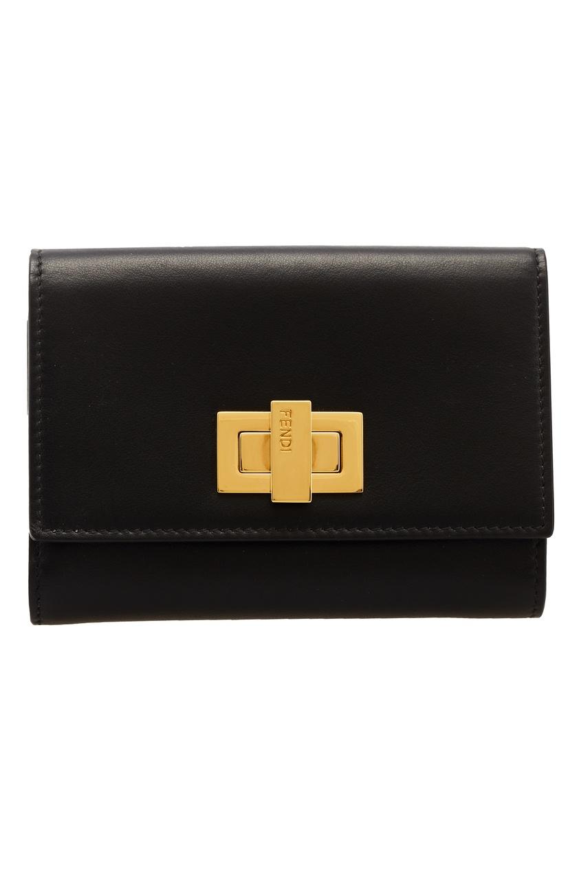женский кошелёк fendi