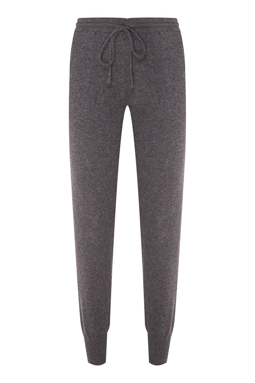 Темно-серые кашемировые брюки Addicted 1733104636 серый фото