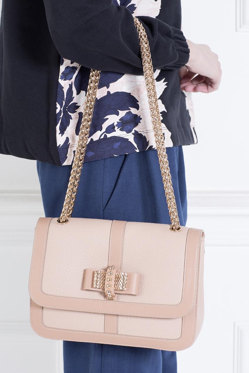 Кожаная сумка Sweet Charity Small