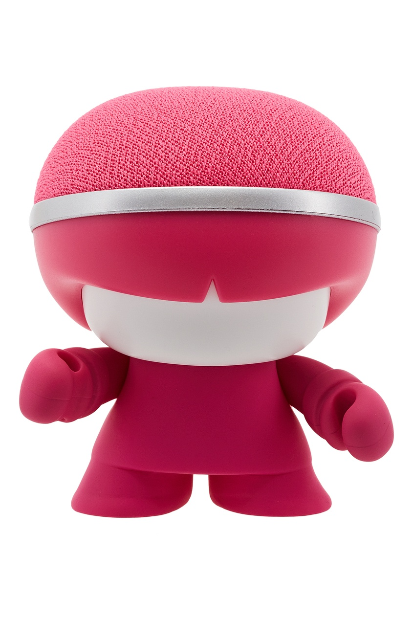 Розовая аудиоколонка XBOY Mini от XOOPAR