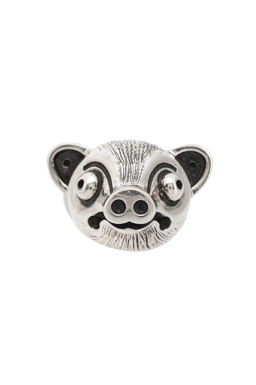 Запонки Pig U Jewels