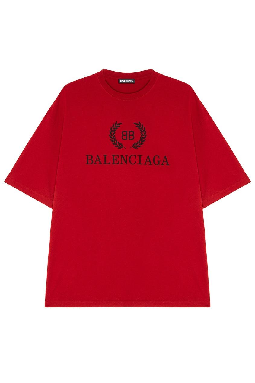 Футболка Balenciaga Man 15654238 от Aizel