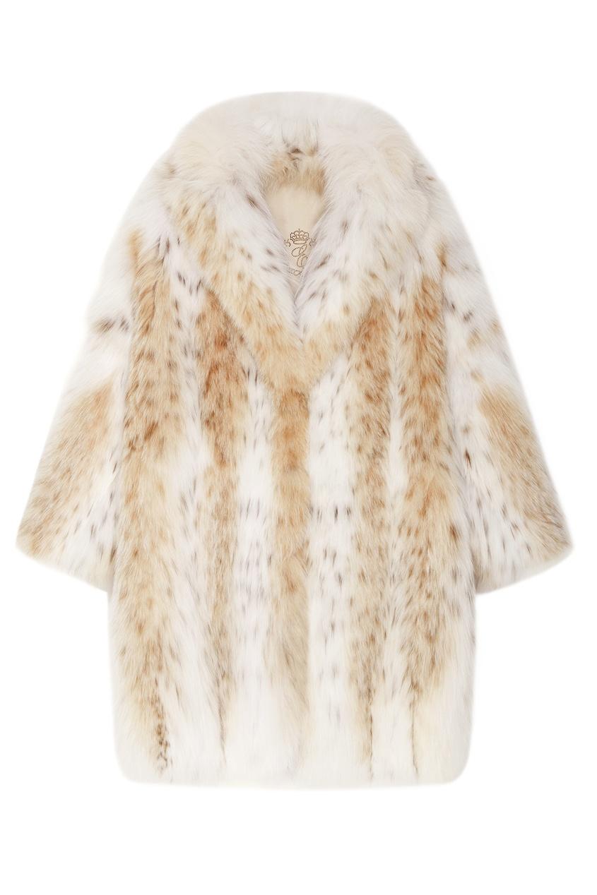 Пальто из меха рыси Меха Екатерина