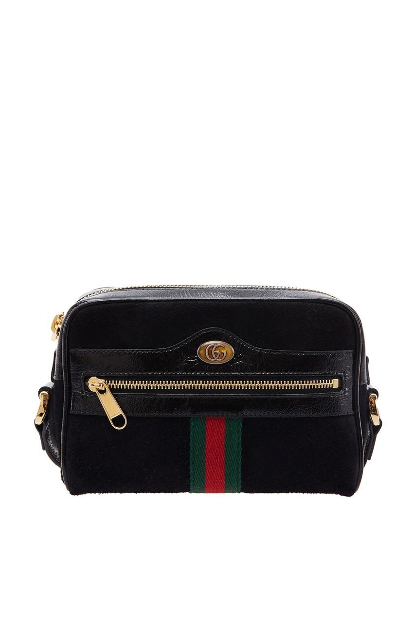 Маленькая сумка Ophidia от Gucci