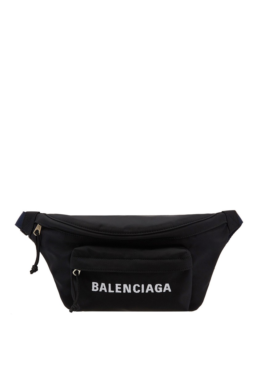 женская сумка balenciaga, черная