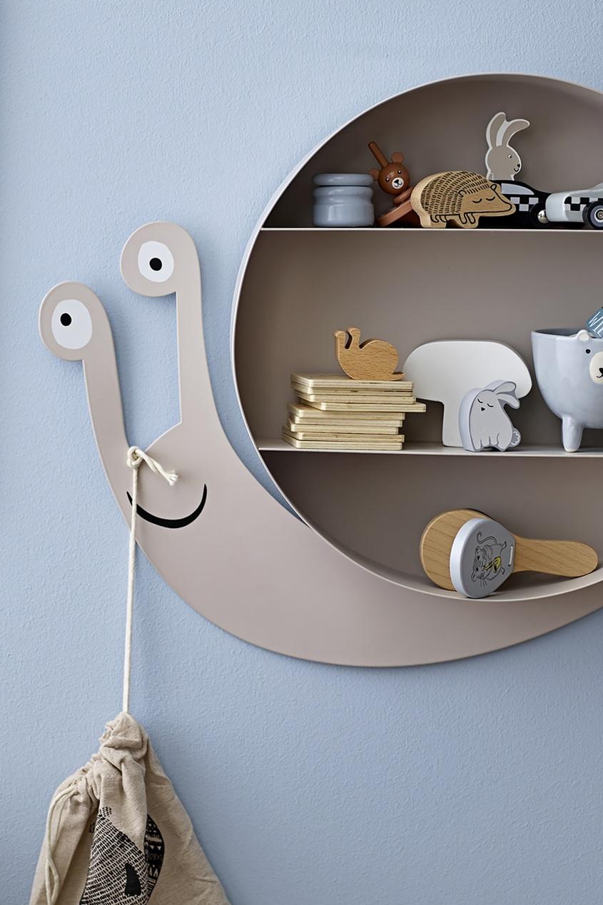 Полка Snail.