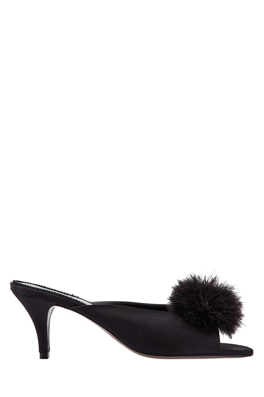 Туфли Tamiya черные