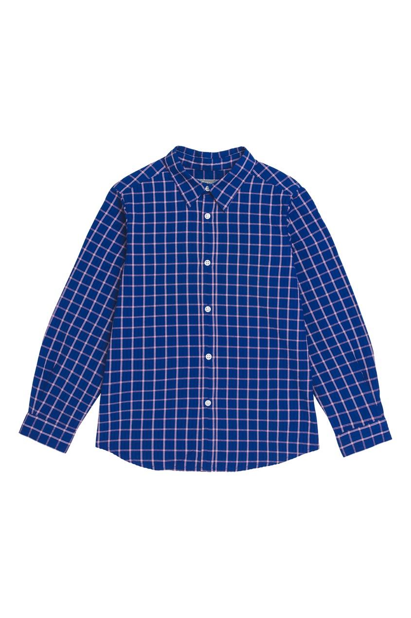 Рубашка клетчатая Acteur Bonpoint
