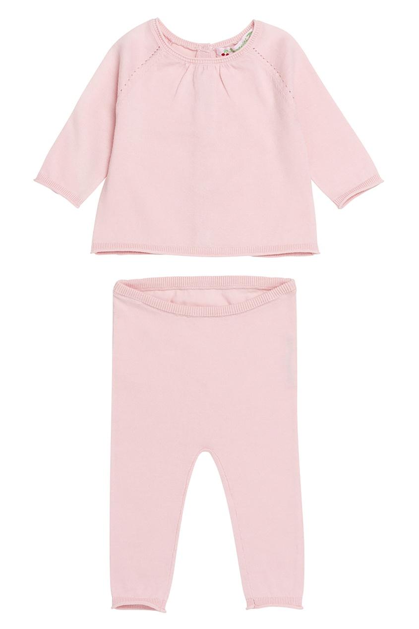 Светло-розовый комплект Bonpoint