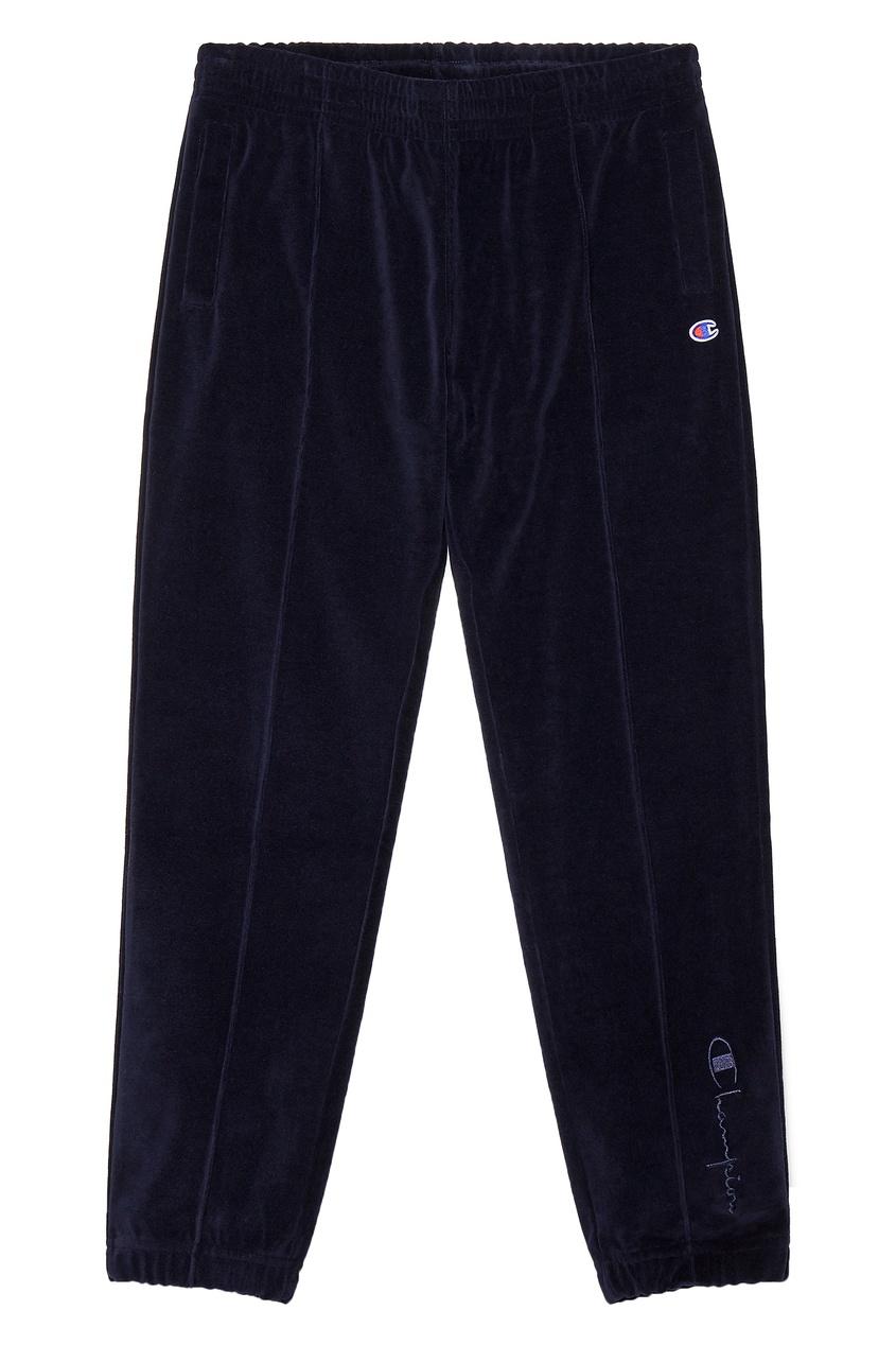 Темно-синие спортивные брюки CHAMPION
