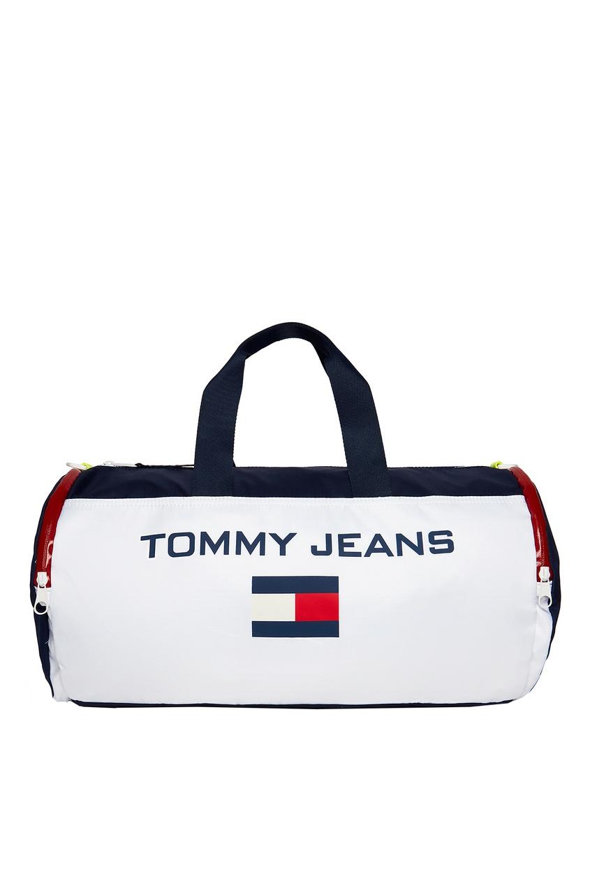 Спортивная сумка с логотипом от Tommy Jeans
