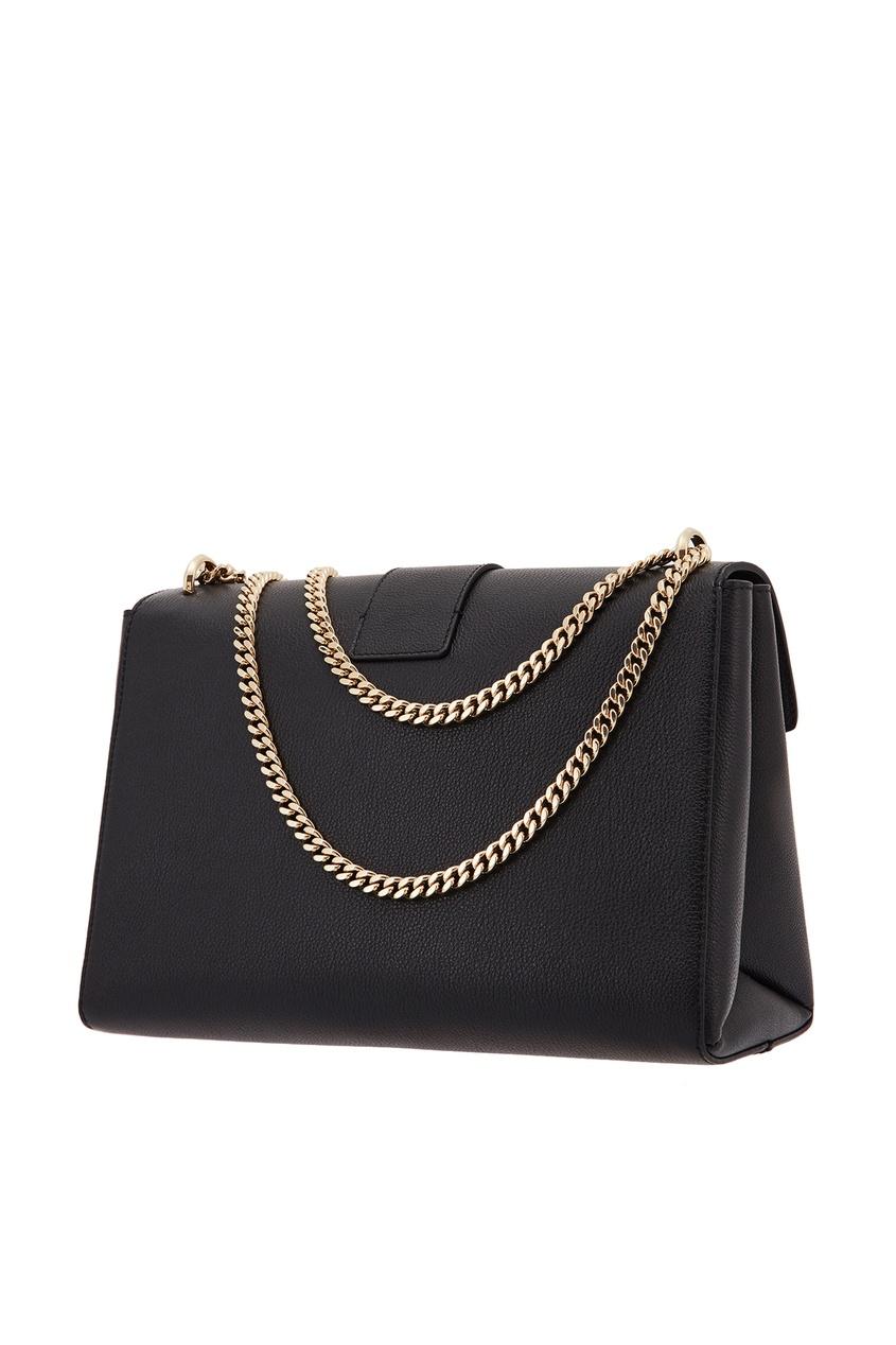 женская сумка jimmy choo, черная