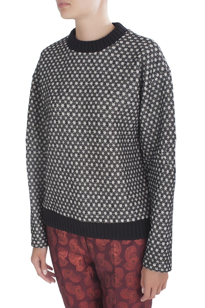 Акриловый свитер от AIZEL