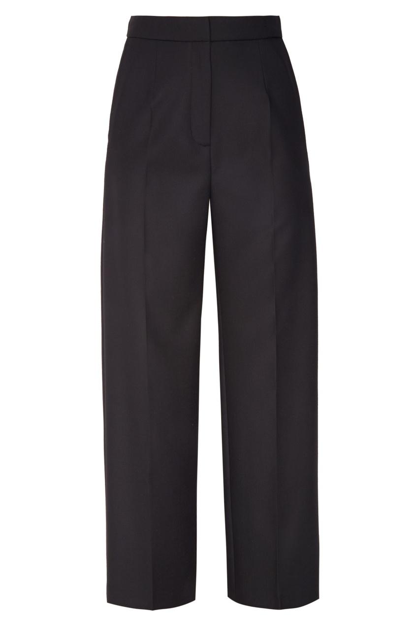 Широкие черные брюки Ruban