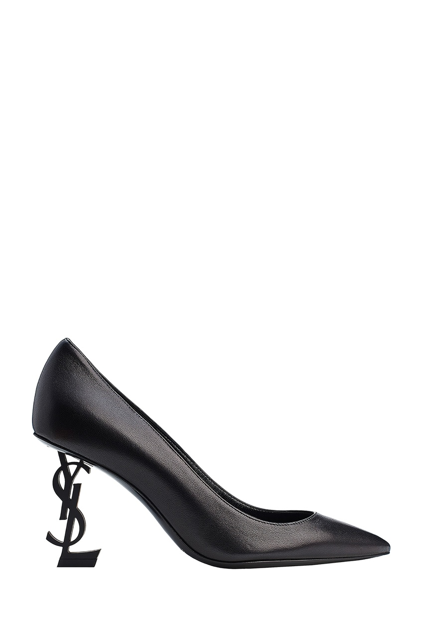 женские туфли saint laurent, черные
