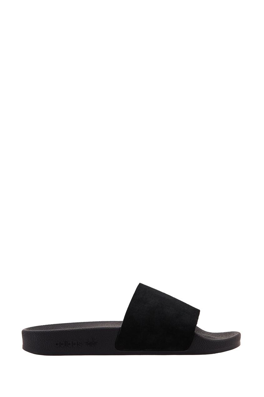 женские пантолеты adidas, черные
