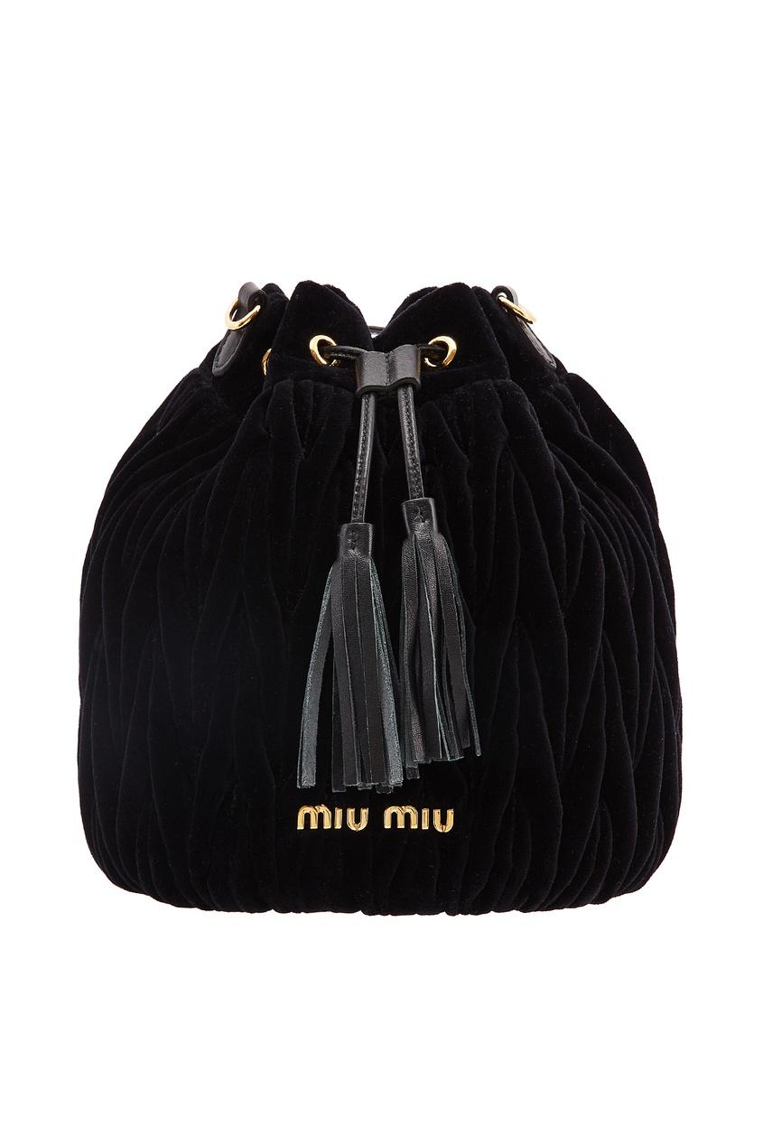Рюкзак Miu Miu 16003185 от Aizel