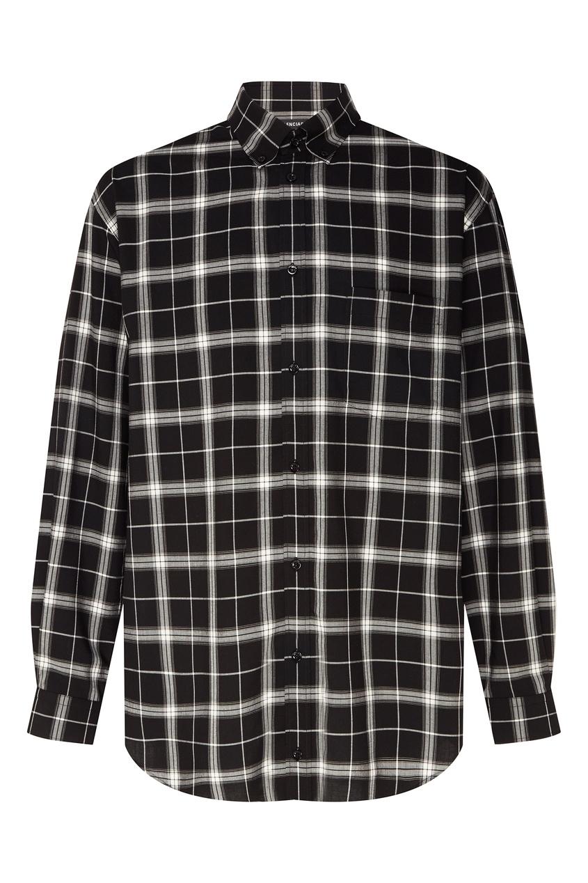 Рубашка Balenciaga Man 16002975 от Aizel