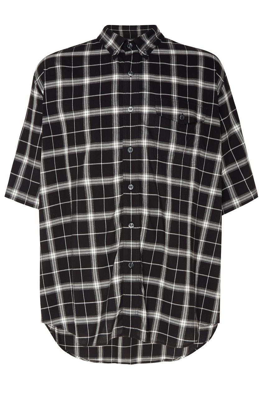 Рубашка Balenciaga Man 16002995 от Aizel