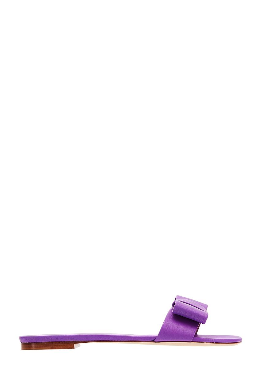 женские пантолеты rosbalet, фиолетовые