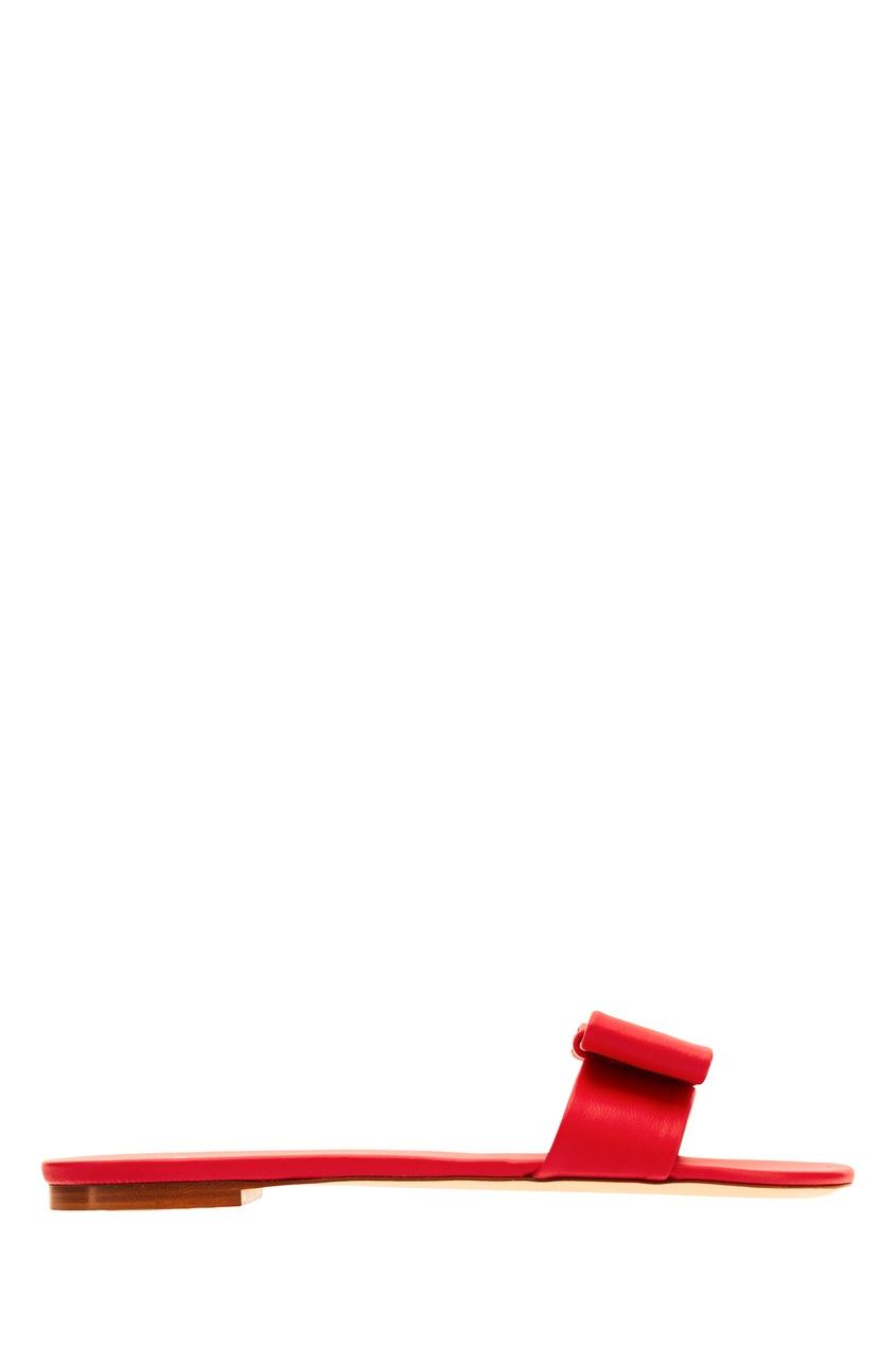 женские пантолеты rosbalet, красные