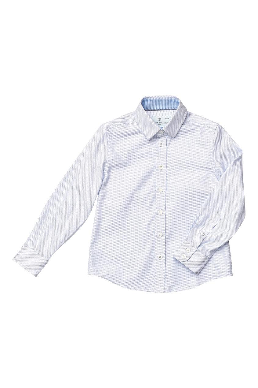 Белая рубашка Yudashkin Kids