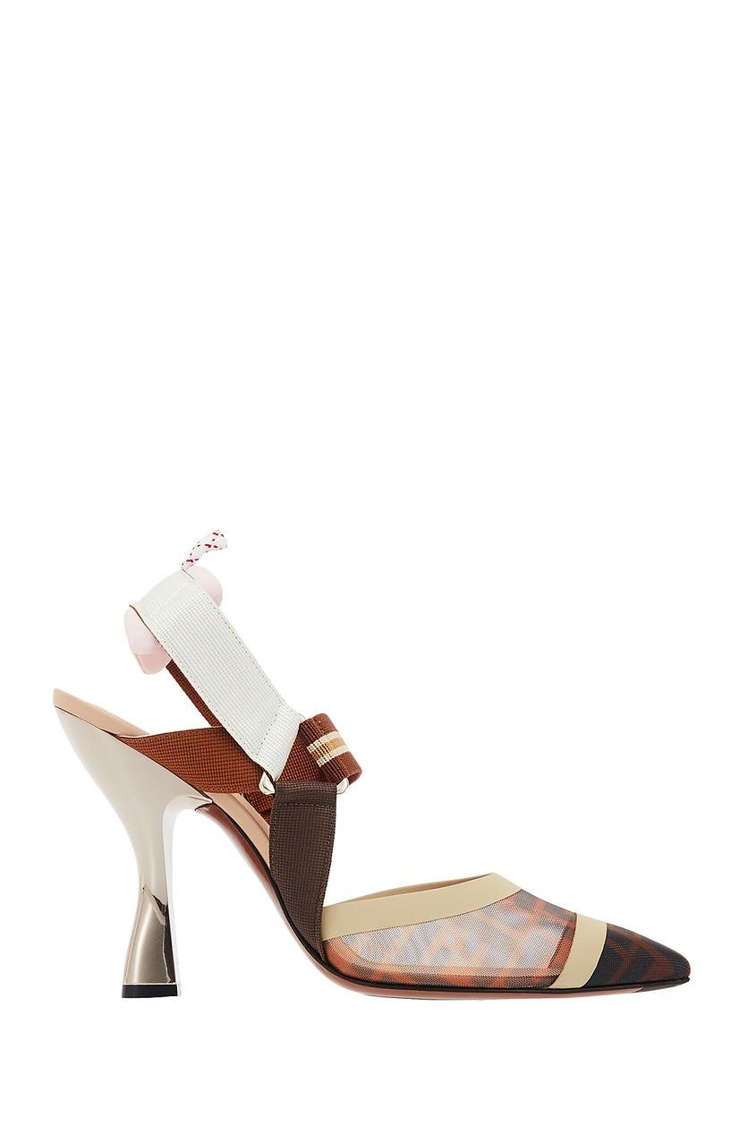 Туфли Fendi 16084137 от Aizel