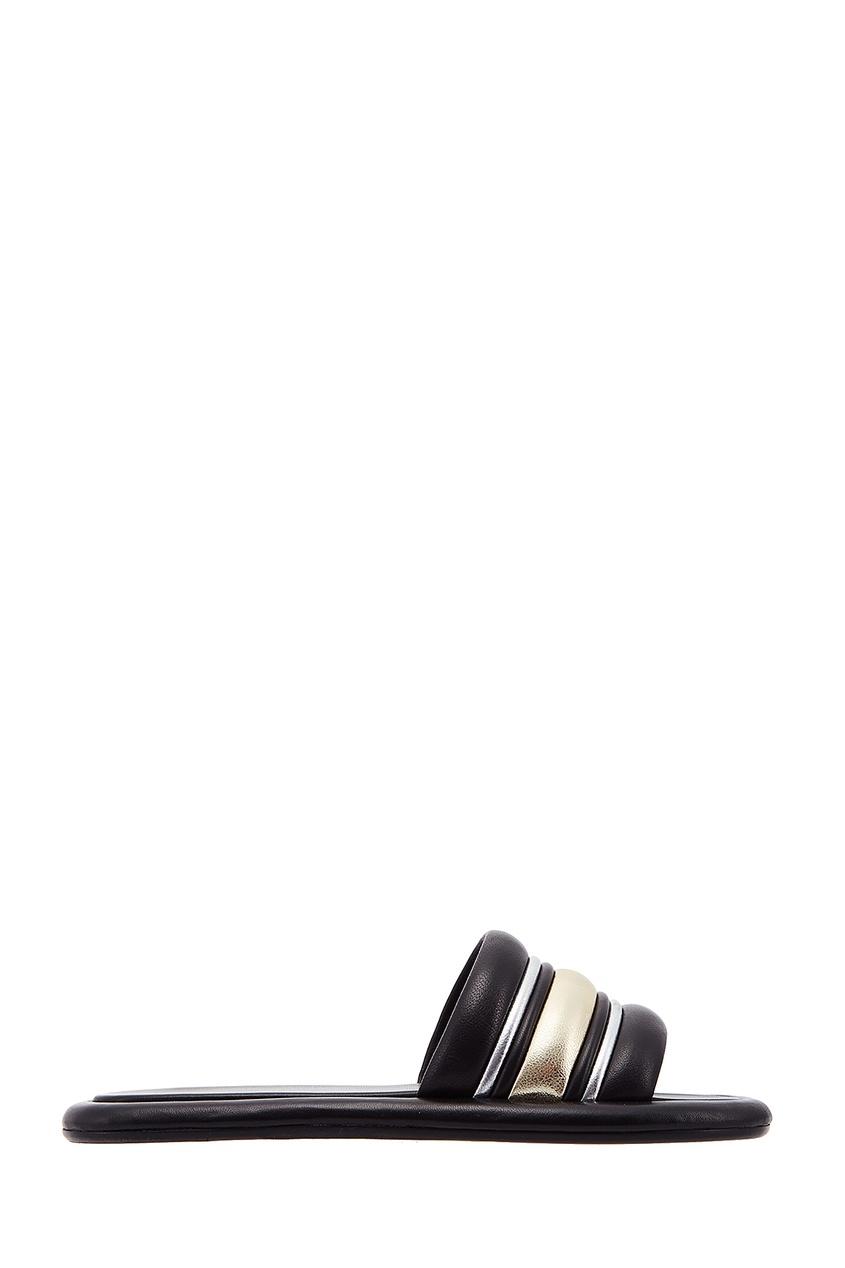 женские пантолеты sandro, черные