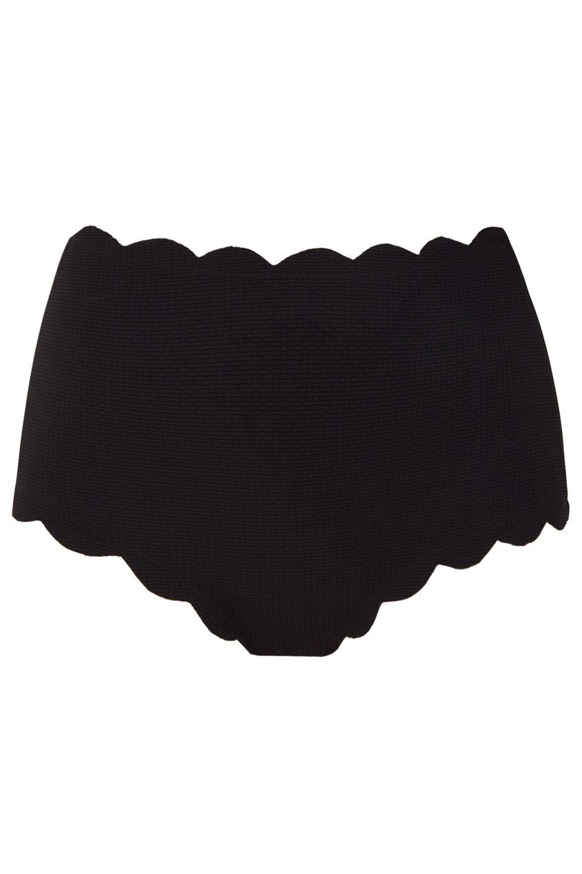 женские плавки marysia, черные