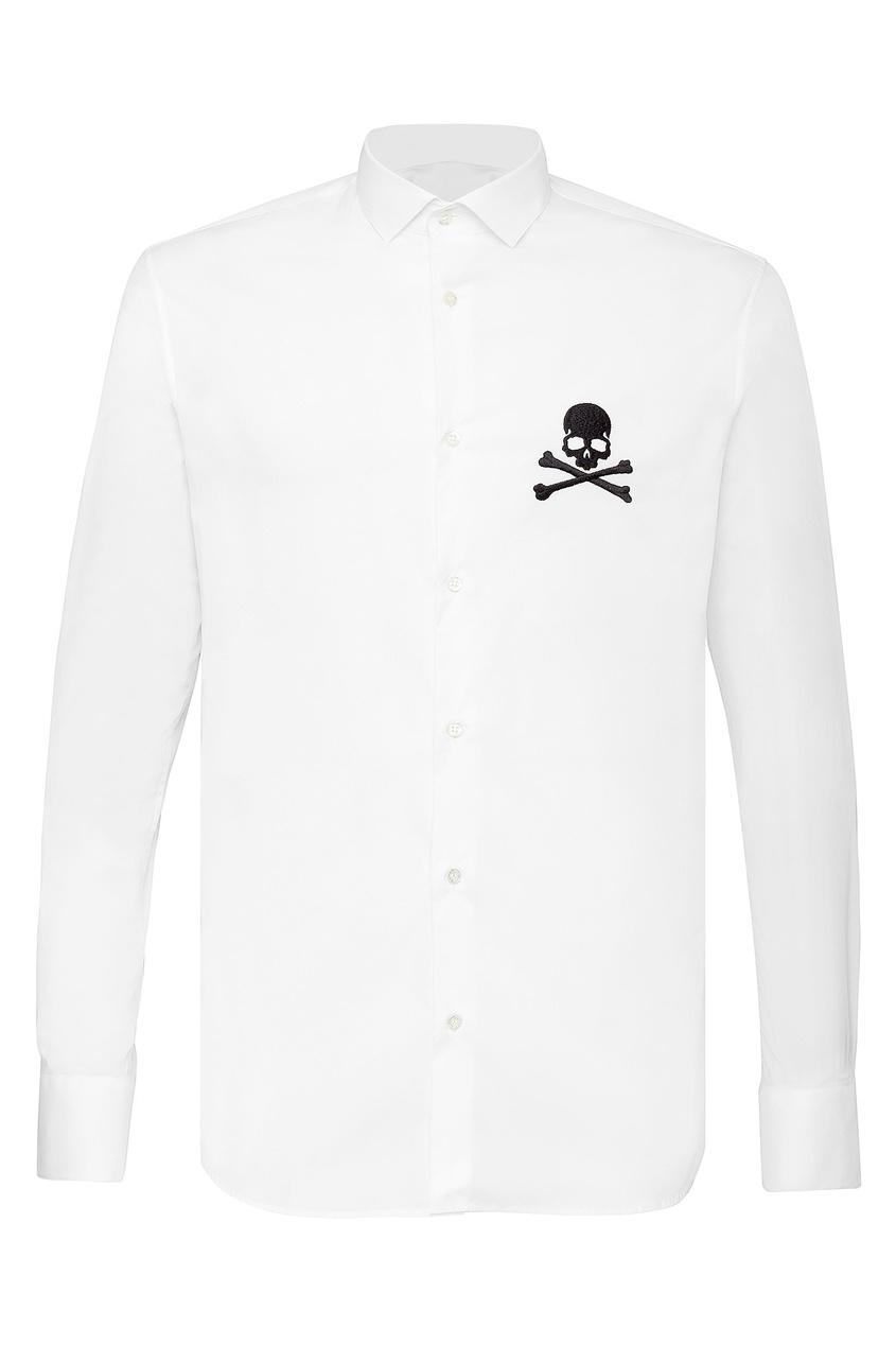 Рубашка Philipp Plein 16083855 от Aizel