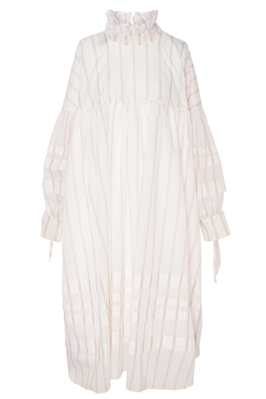 Платье Cecilie Bahnsen 16083951 от Aizel