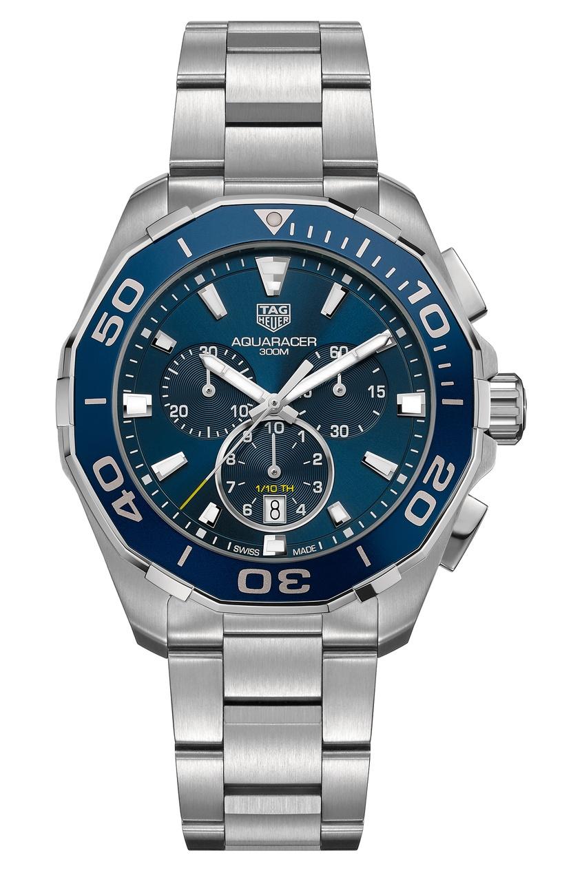 AQUARACER Кварцевые мужские часы с хронографом