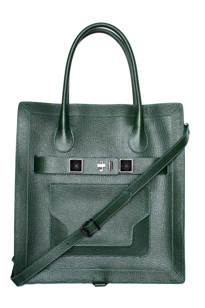 Кожаная сумка PS 11 Proenza Schouler