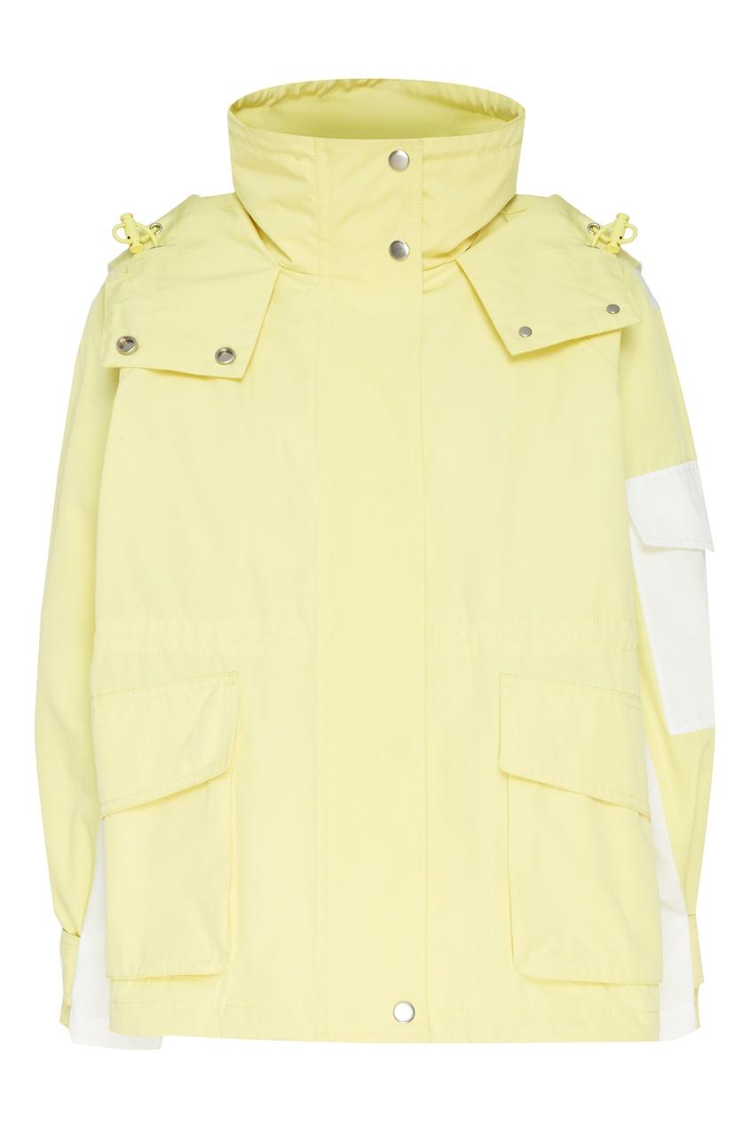 Купить со скидкой Желтая куртка