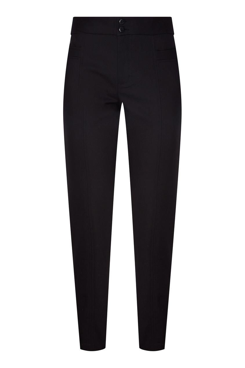 Черные брюки ADOLFO DOMINGUEZ