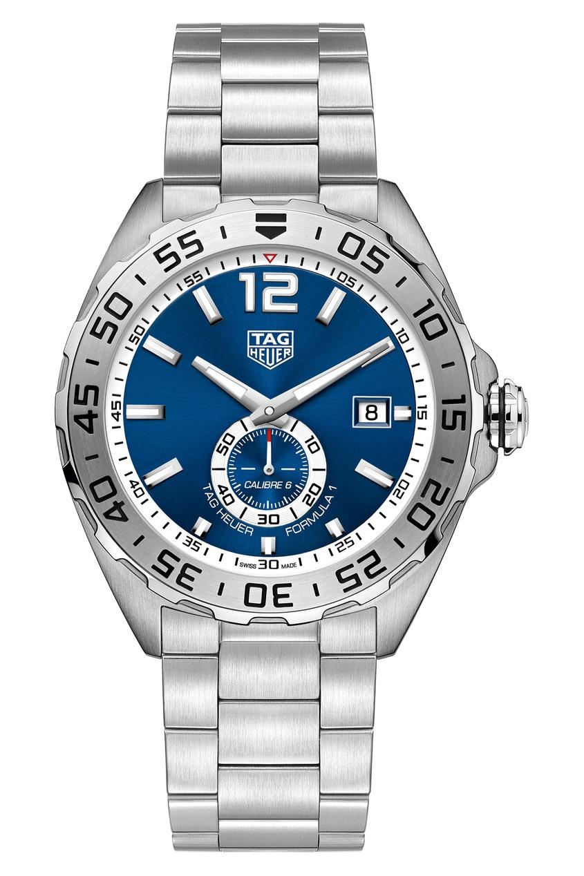 FORMULA 1 Calibre 6 Автоматические мужские часы с синим циферблатом