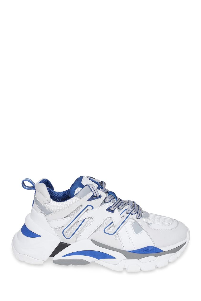 мужские кроссовки ash