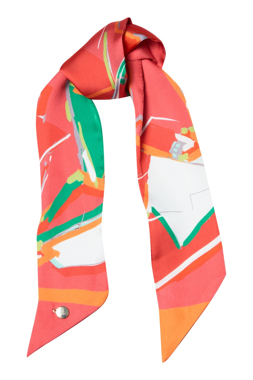 женский шарф adolfo dominguez