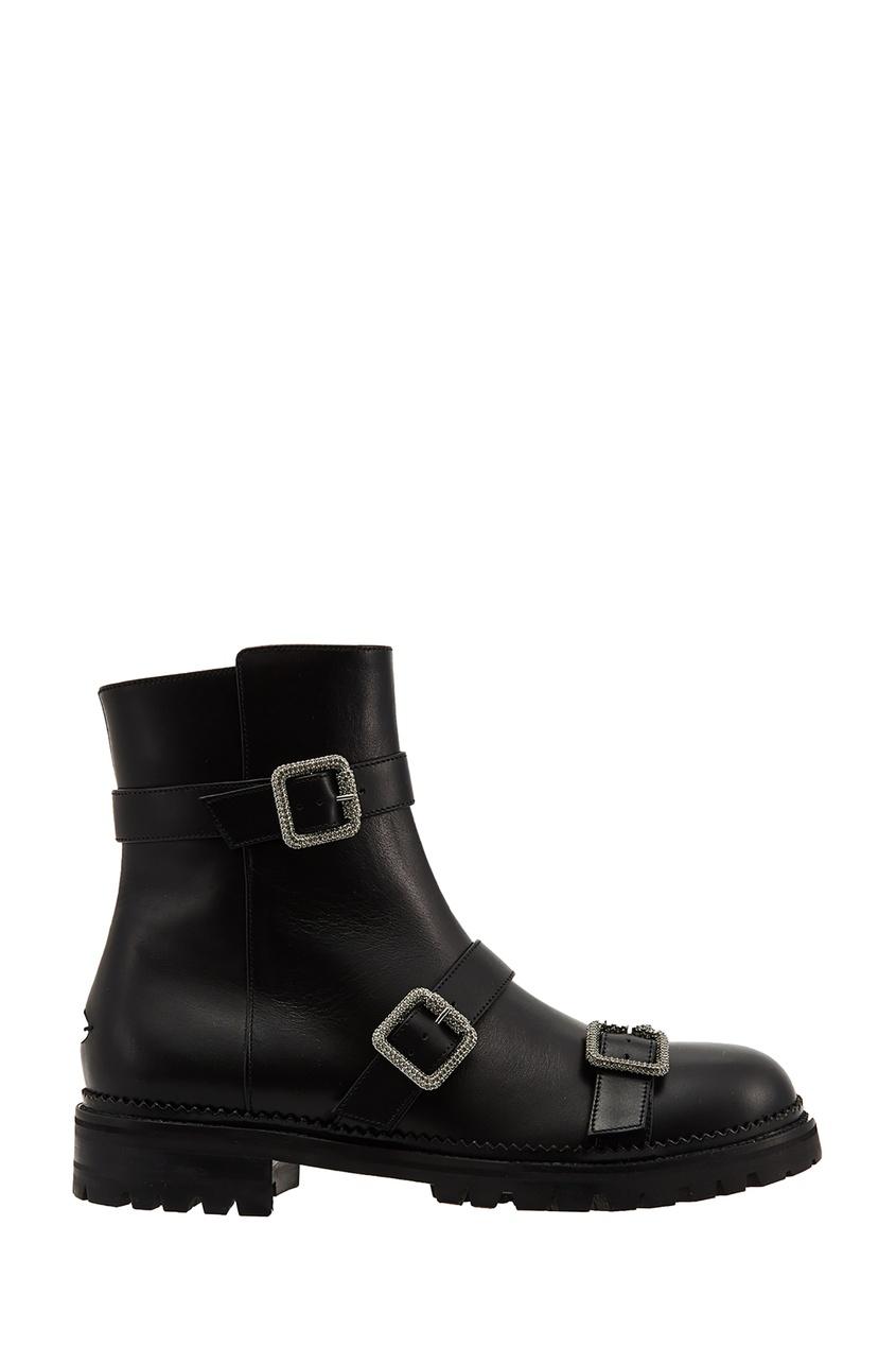 Черные ботинки Hank, Jimmy Choo
