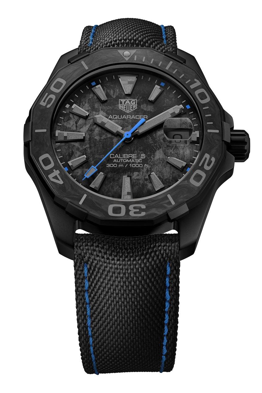 Купить AQUARACER Calibre 5 Автоматические часы с черным циферблатом цвет без цвета