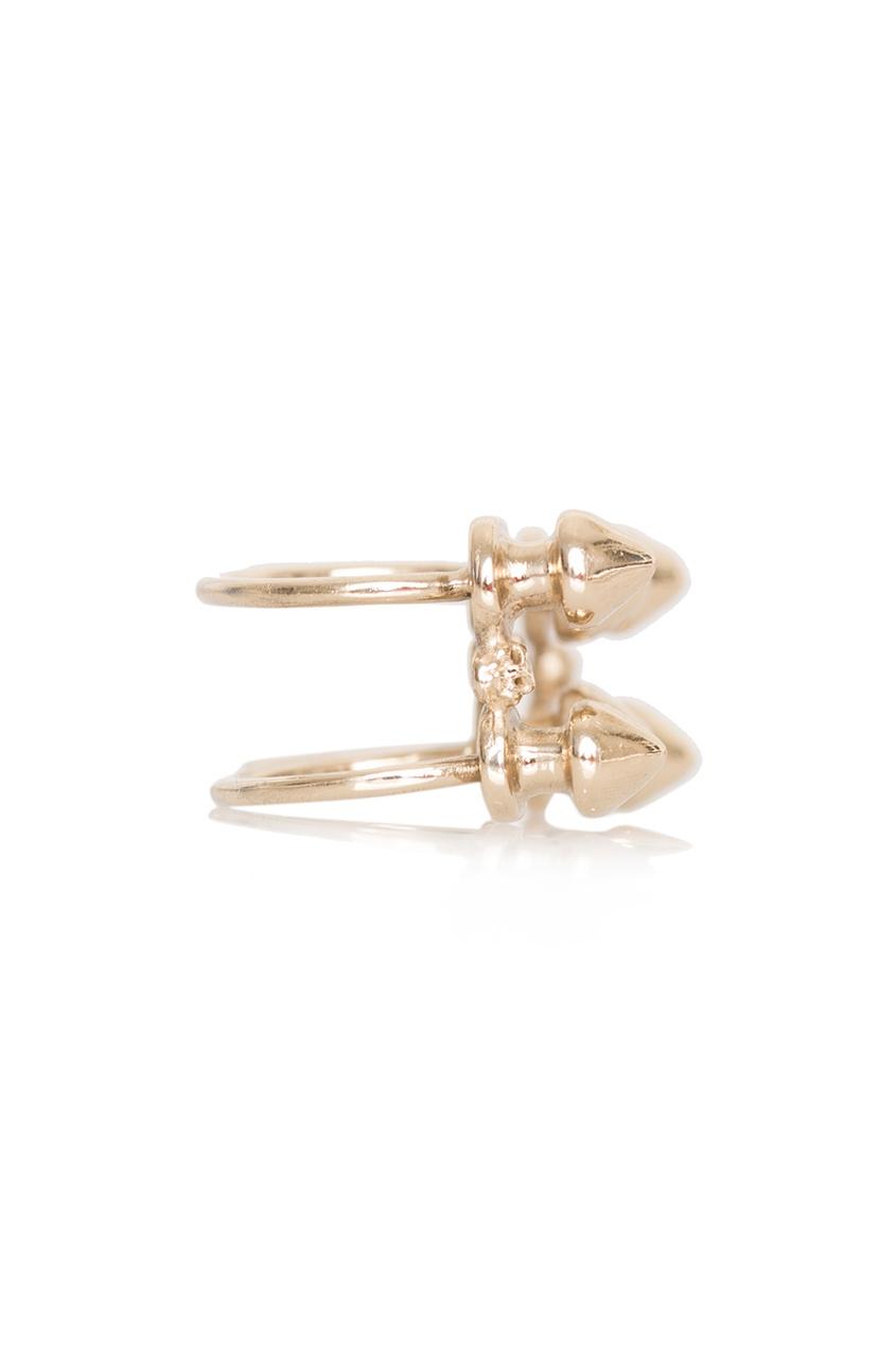 Бронзовое кольцо от AIZEL