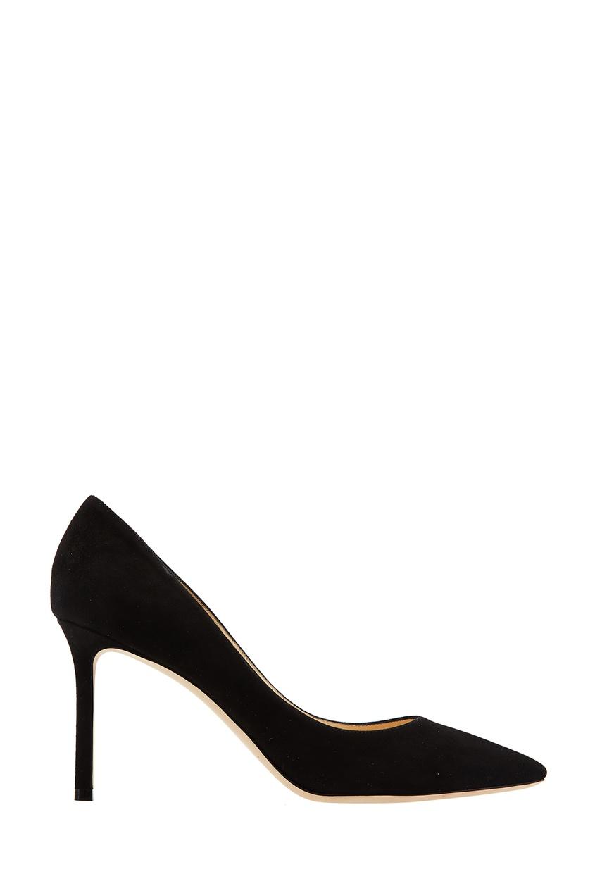 женские туфли jimmy choo, черные