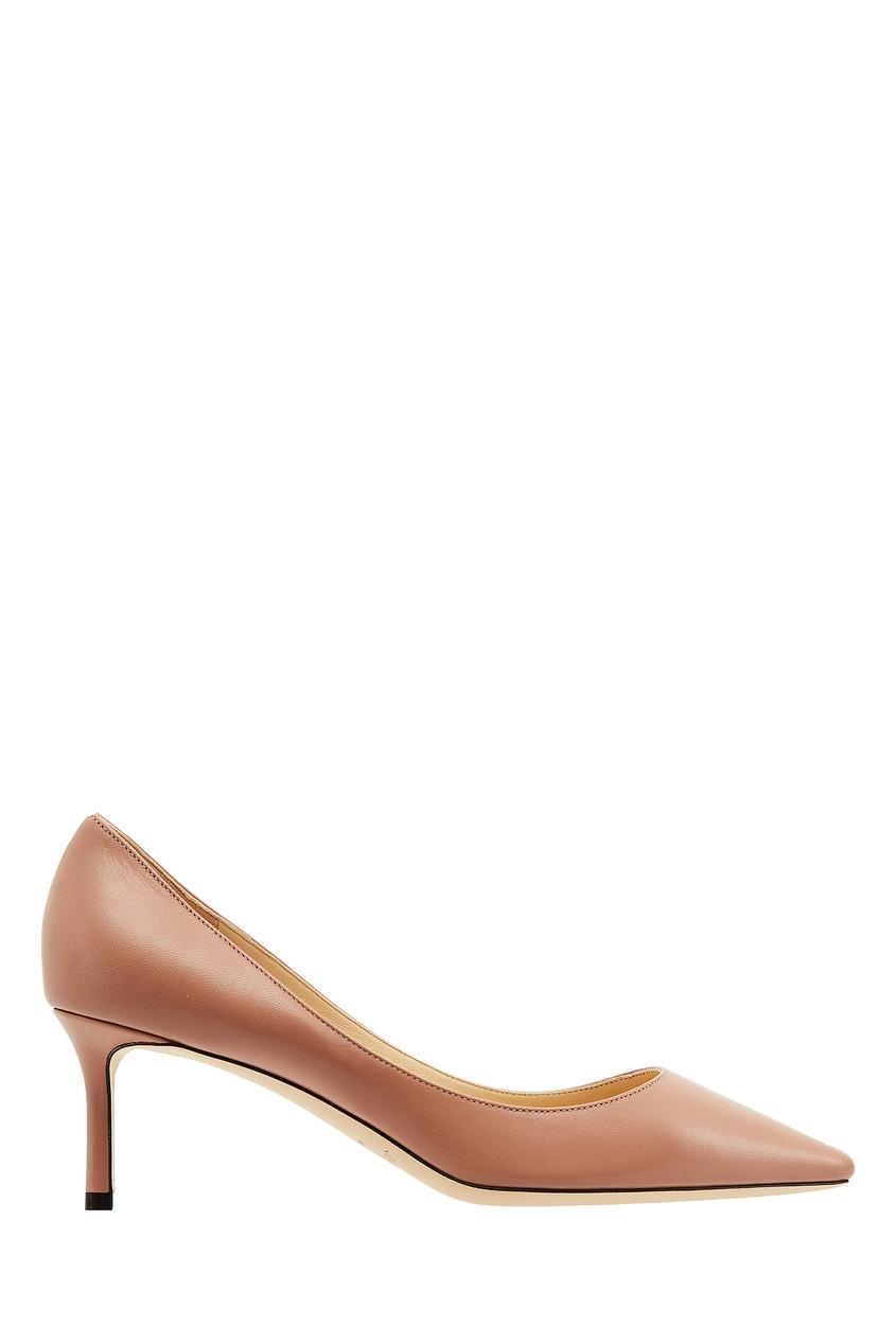 женские туфли jimmy choo, бежевые