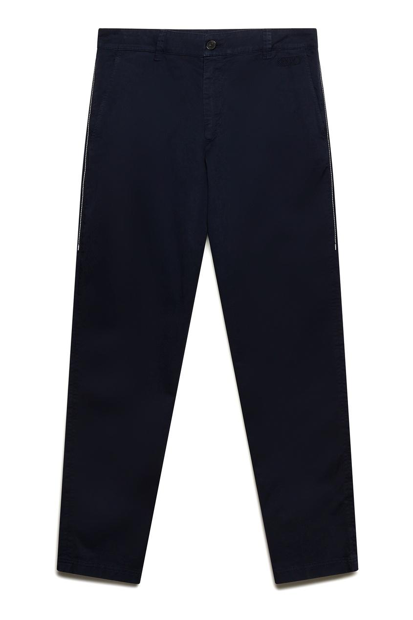 мужские брюки kenzo, синие