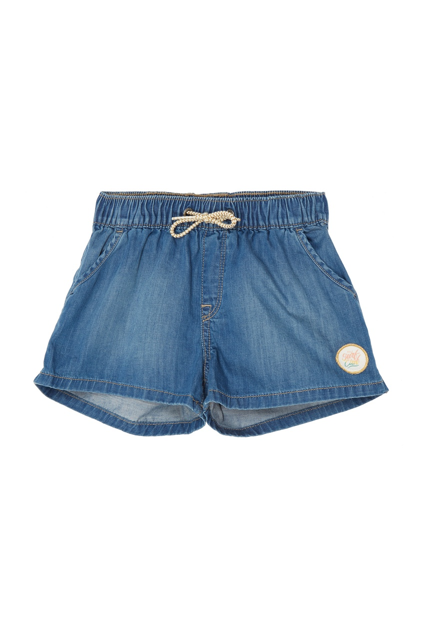 Синие джинсовые шорты ROXY Kids