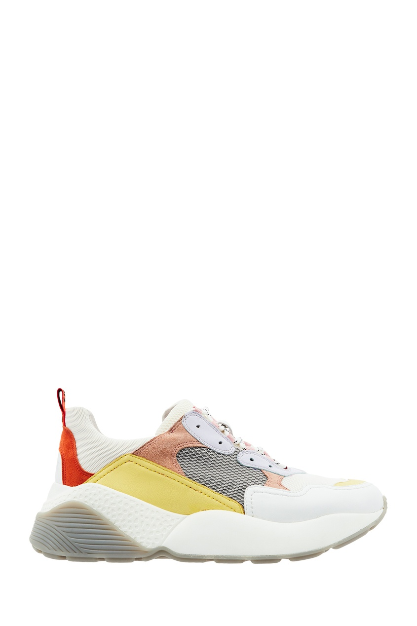 Комбинированные кроссовки Lola Cruz
